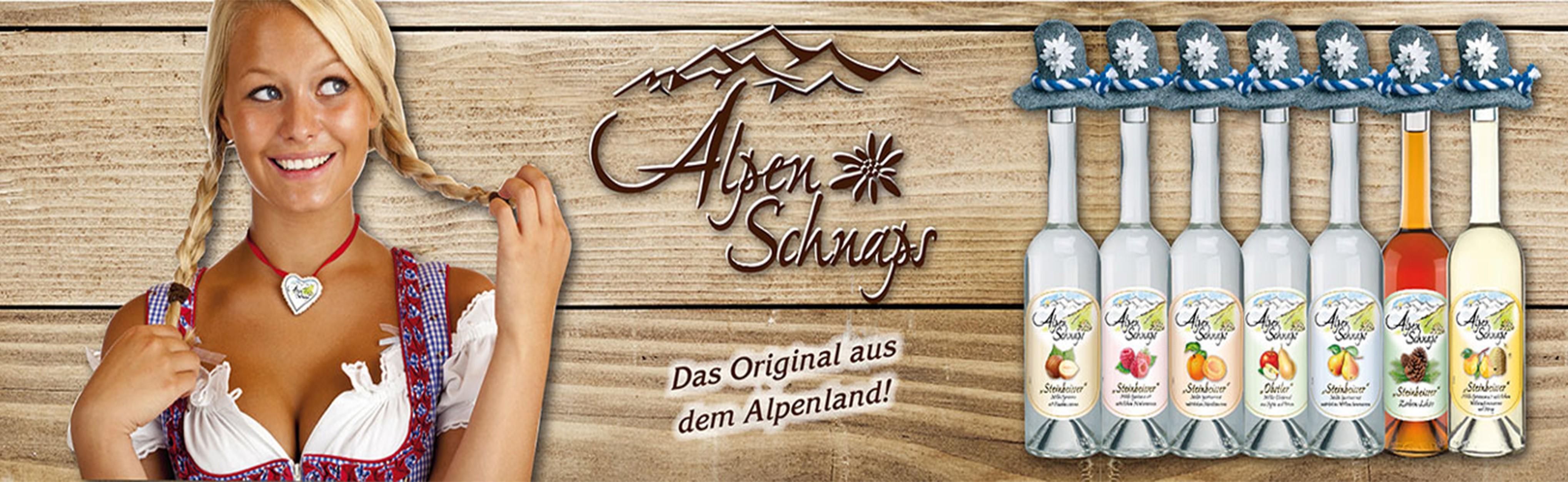 Alpen Schnaps